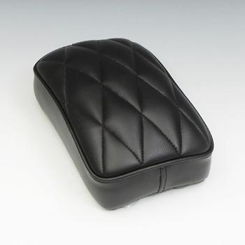 EZ 菱形格紋後坐墊