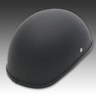 【EASYRIDERS】半罩安全帽2 霧黑色 無貼紙