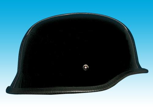 德國安全帽2 黑色 無貼紙