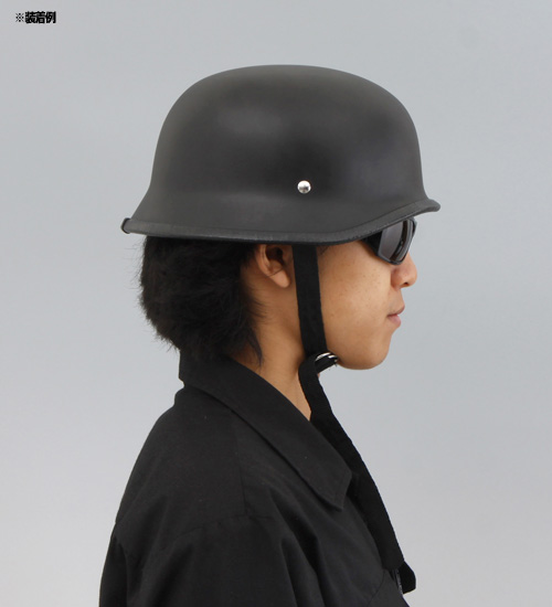 【EASYRIDERS】德國安全帽2 霧黑色 無貼紙 - 「Webike-摩托百貨」