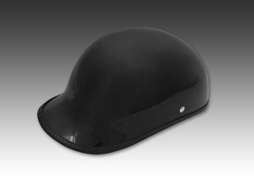 Gangster安全帽 黑色 無貼紙