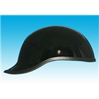 EASYRIDERS Gangster Helmet Black Free sticker [Specials]