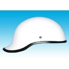 【EASYRIDERS】Gangster安全帽 白色 無貼紙