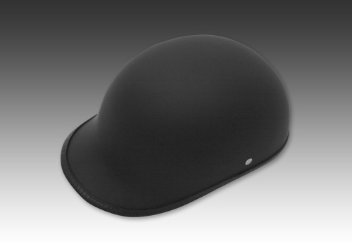Gangster安全帽 霧黑色 無貼紙