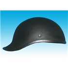 EASYRIDERS Gangster Helmet Matte Black Free sticker [Specials]