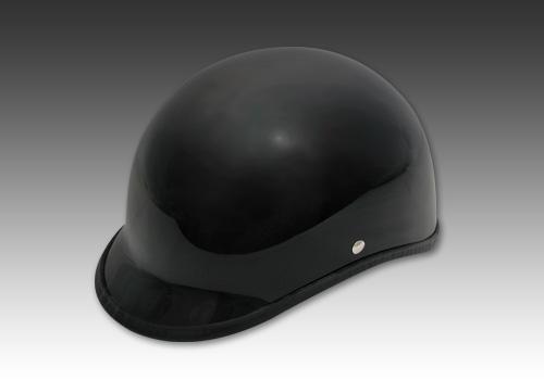 Jockey安全帽 黑色 無貼紙
