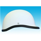 EASYRIDERS Jockey helmet White Free sticker [Specials]
