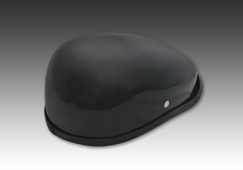 獵人安全帽 黑色 無貼紙