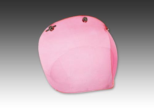 泡泡安全帽鏡片 Pink
