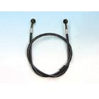 【EASYRIDERS】標準型煞車油管 (1.0m)【黑色外管】