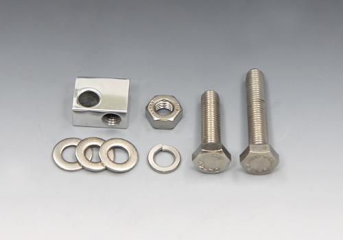 【EASYRIDERS】頭燈固定塊 (鋁合金/14mm) 組 - 「Webike-摩托百貨」