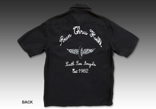 Chain Stitch Bowler襯衫