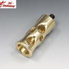 【EASYRIDERS】黃銅製打孔型變速踏板