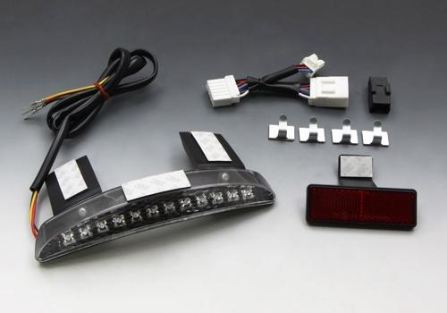 LED內置式橫排尾燈套件