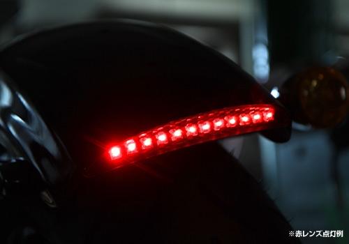 【EASYRIDERS】LED內置式橫排尾燈套件 - 「Webike-摩托百貨」