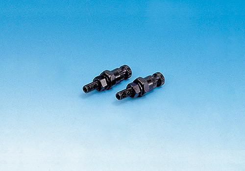 【EASYRIDERS】方向燈安裝螺絲 8mm 短 黒【Rose1個】 - 「Webike-摩托百貨」