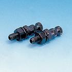 【EASYRIDERS】方向燈安裝螺絲 10mm 短 黒【Rose1個】