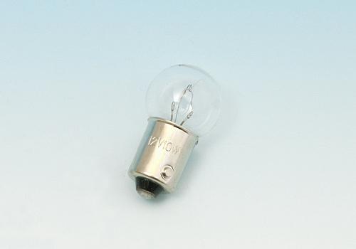 方向燈燈泡 (10W 透明 鋁合金細長型方向燈用)