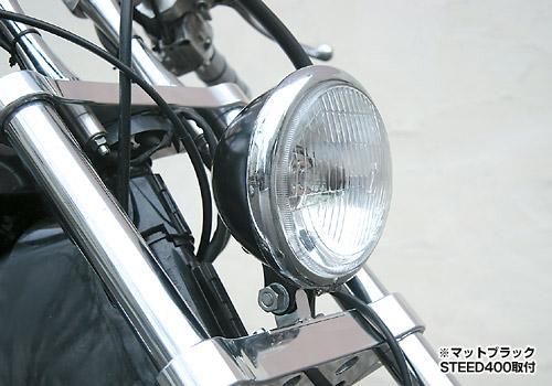 【EASYRIDERS】5-3/4吋 下固定頭燈 - 「Webike-摩托百貨」