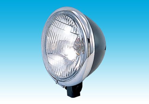 5-3/4吋 頭燈 (消光黑色本體)