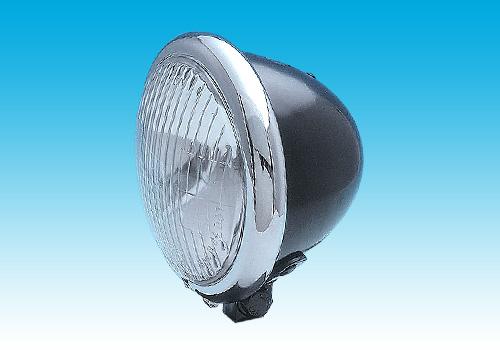 4-1/2吋 頭燈 (消光黑色本體)