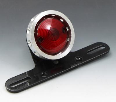 燈泡式Drilled fin尾燈