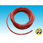 EASYRIDERS Ruby red plug wire