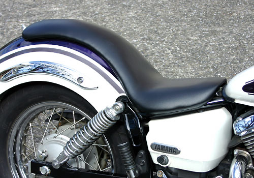 Ultra Flat Smooth Cobra 坐墊