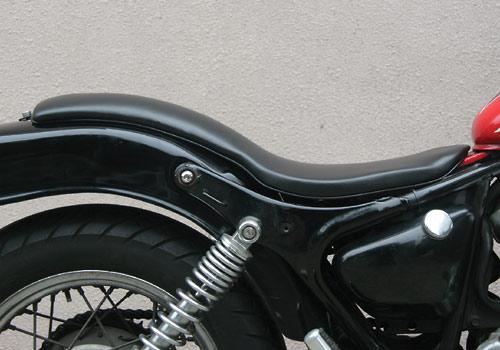 【EASYRIDERS】Ultra Flat Smooth Cobra 坐墊 - 「Webike-摩托百貨」