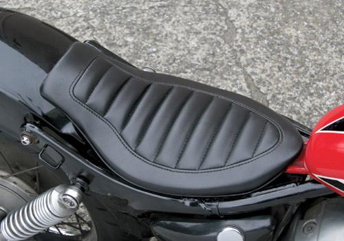 Ultra Flat Deluxe 單座坐墊