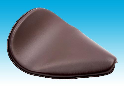 MB 單座坐墊( 薄型 素面 棕色)