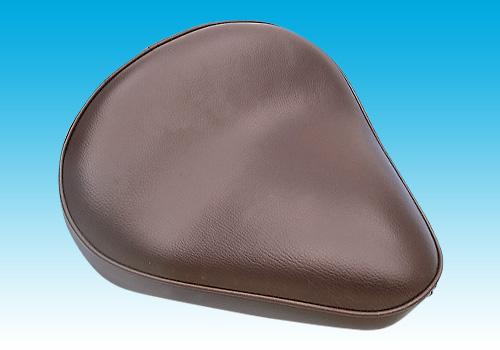 LF 單座坐墊 (DX 素面 棕色)