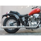 【EASYRIDERS】FLH Style 2in1 Classic 全段排氣管