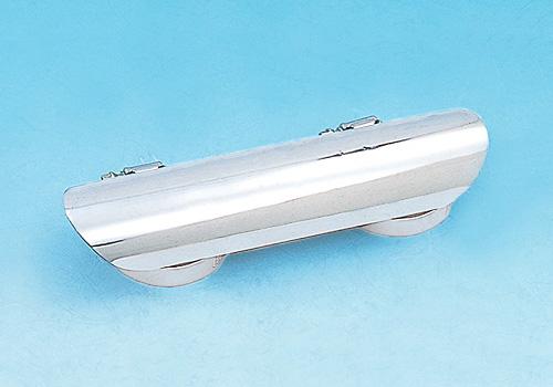 排氣管防燙蓋【直列式】<70Φ Fat pipe用>