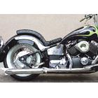 【EASYRIDERS】FLH Style 2in1 Knuckle Style 全段排氣管 - 「Webike-摩托百貨」