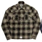 【BREDGE】絨布襯衫