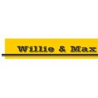 ウィリー&マックス:Willie&Max/スタッド スタンダードサドルバッグ