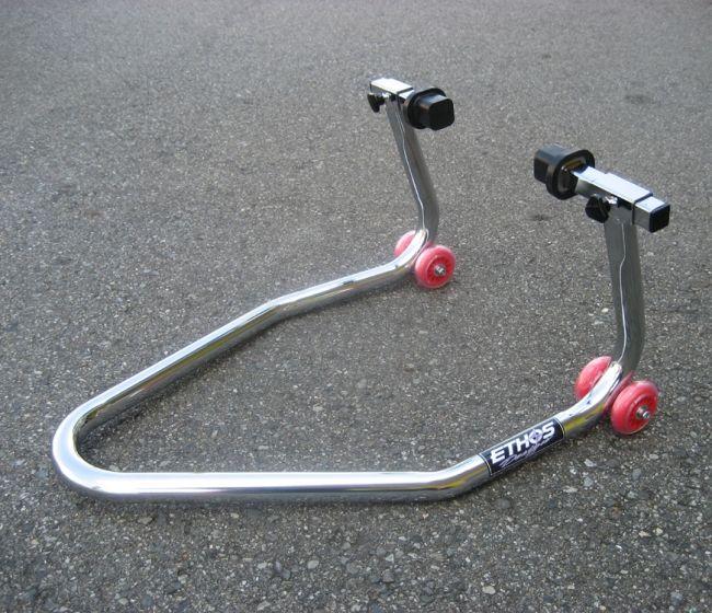 雙滾輪駐車架