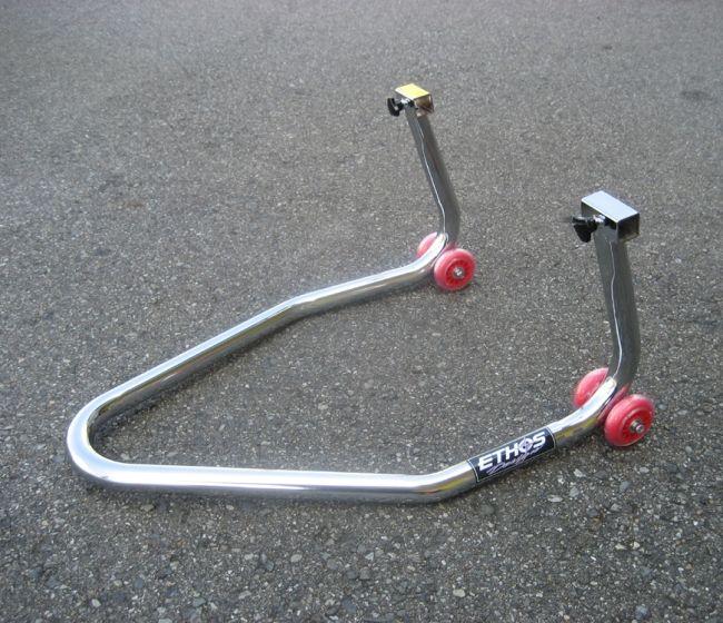 雙滾輪駐車架本體 (不含支撐軸)