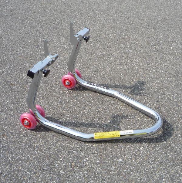 Mini 後雙滾輪駐車架