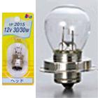 M & H MATSUSHIMA Incandescent Bulb [Headlight] T19 P15D25-1