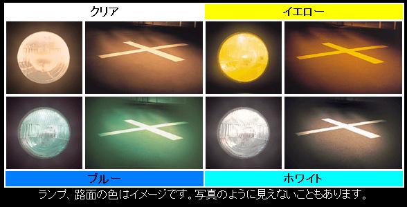 標準型鹵素頭燈 PH7