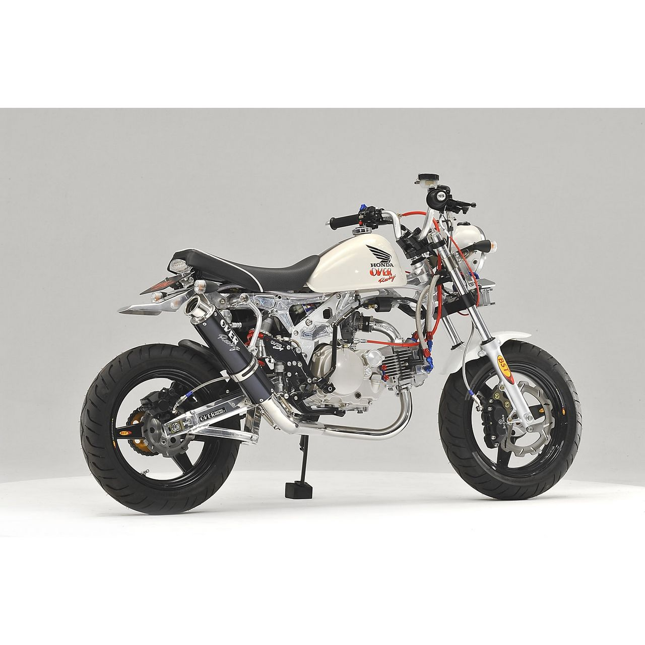 【OVER】RACING-DOWN排氣管 - 「Webike-摩托百貨」