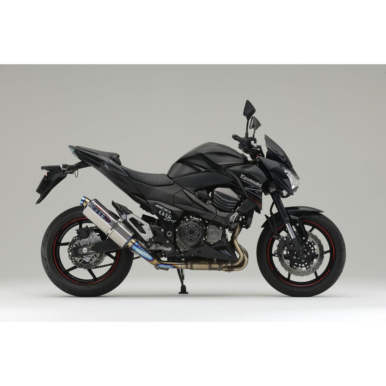 【OVER】TT - formula 鈦合金排氣管尾段 - 「Webike-摩托百貨」