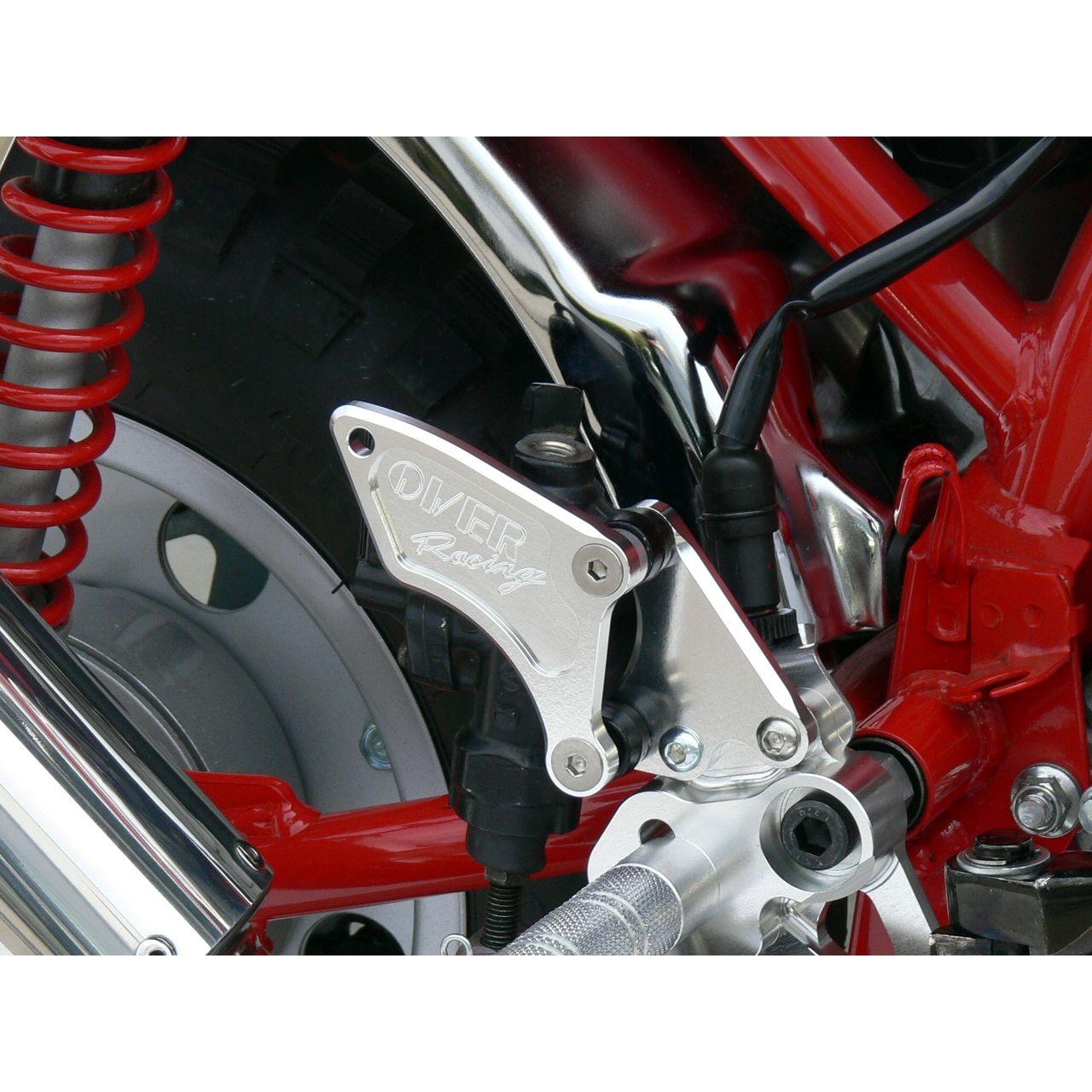 【OVER】腳踏後移套件3點安裝位置  (後碟煞型式) - 「Webike-摩托百貨」