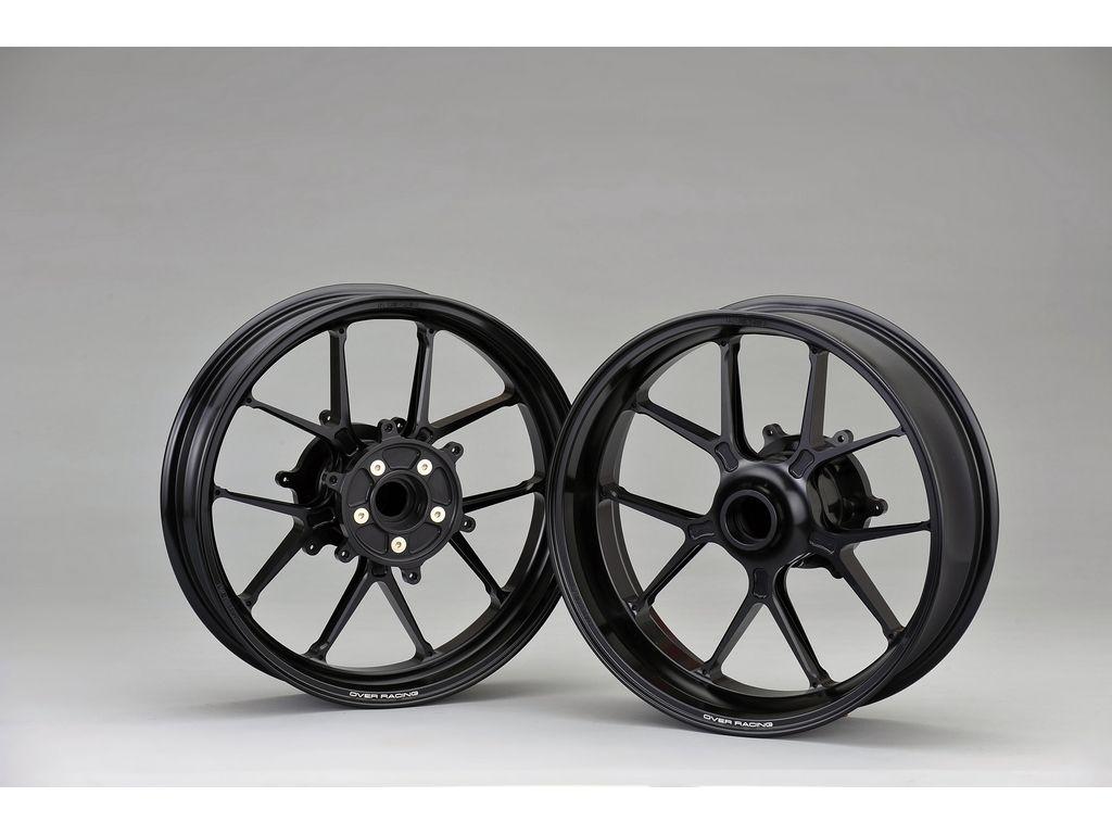 【OVER】GP-TEN 輪框組 F3.50/R5.00-15 - 「Webike-摩托百貨」
