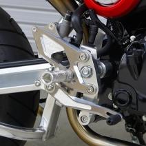 【OVER】腳踏後移套件 (4點安裝位置) - 「Webike-摩托百貨」