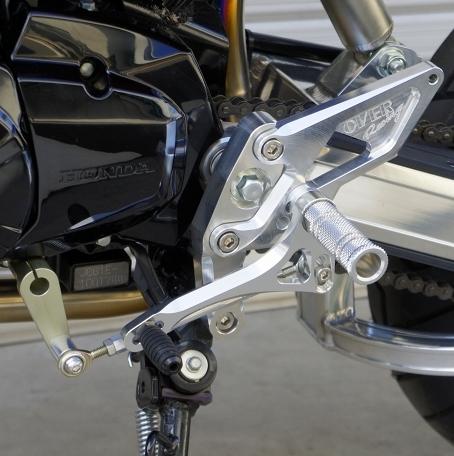 腳踏後移套件 (4點安裝位置)