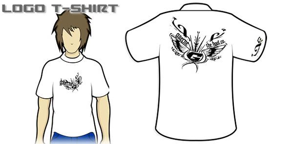 【gaerne】LogoT恤 - 「Webike-摩托百貨」