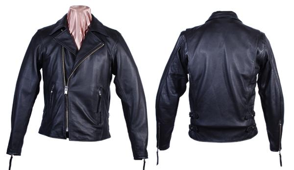 【KADOYA】MVW-1 皮革外套(Double) - 「Webike-摩托百貨」
